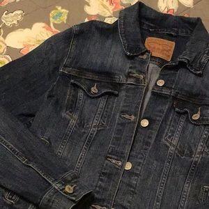 Levi Size Medium Denim Jacket